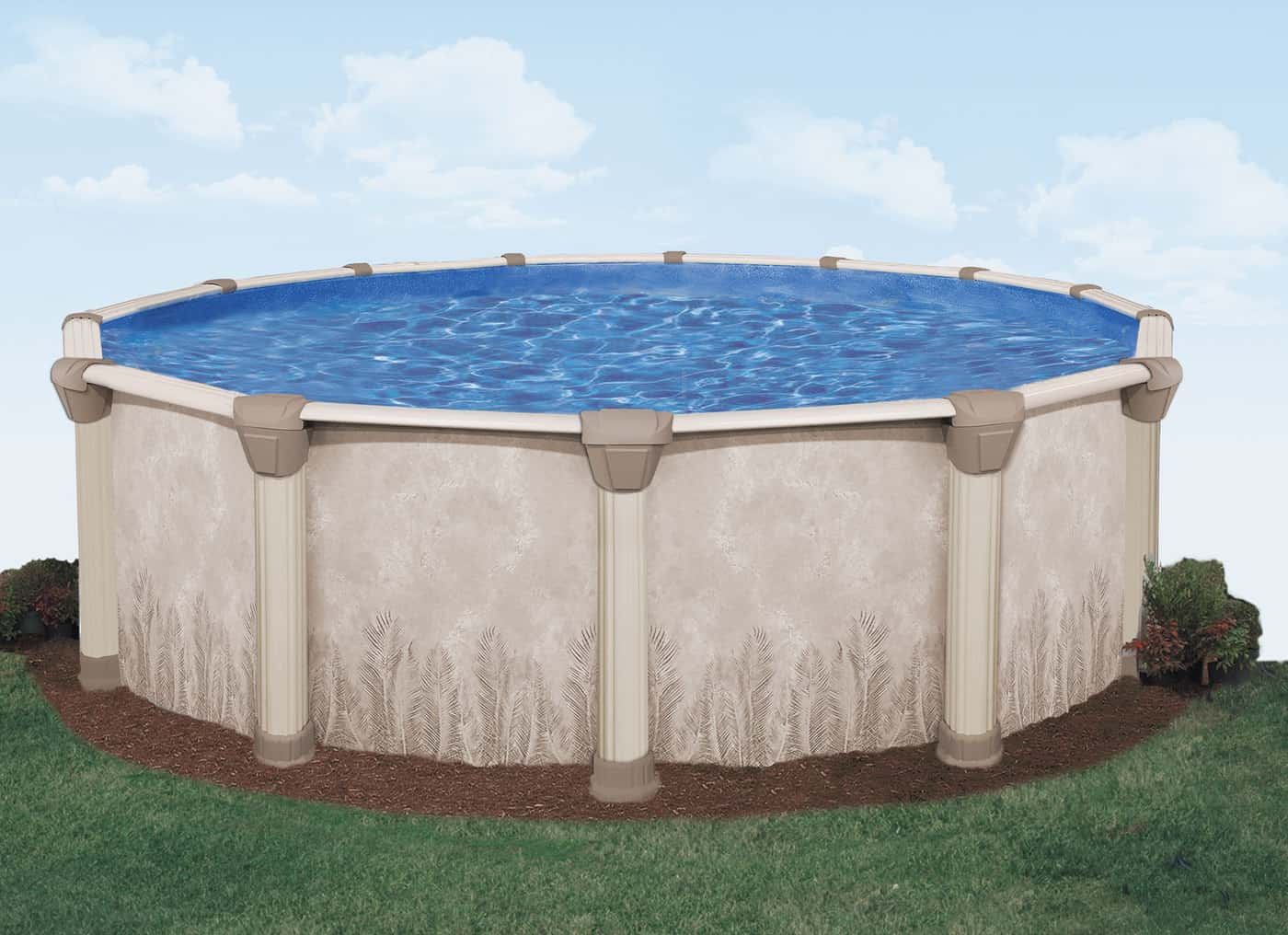 Bandera Resin Swimming Pool by Doughboy | Sun Pools