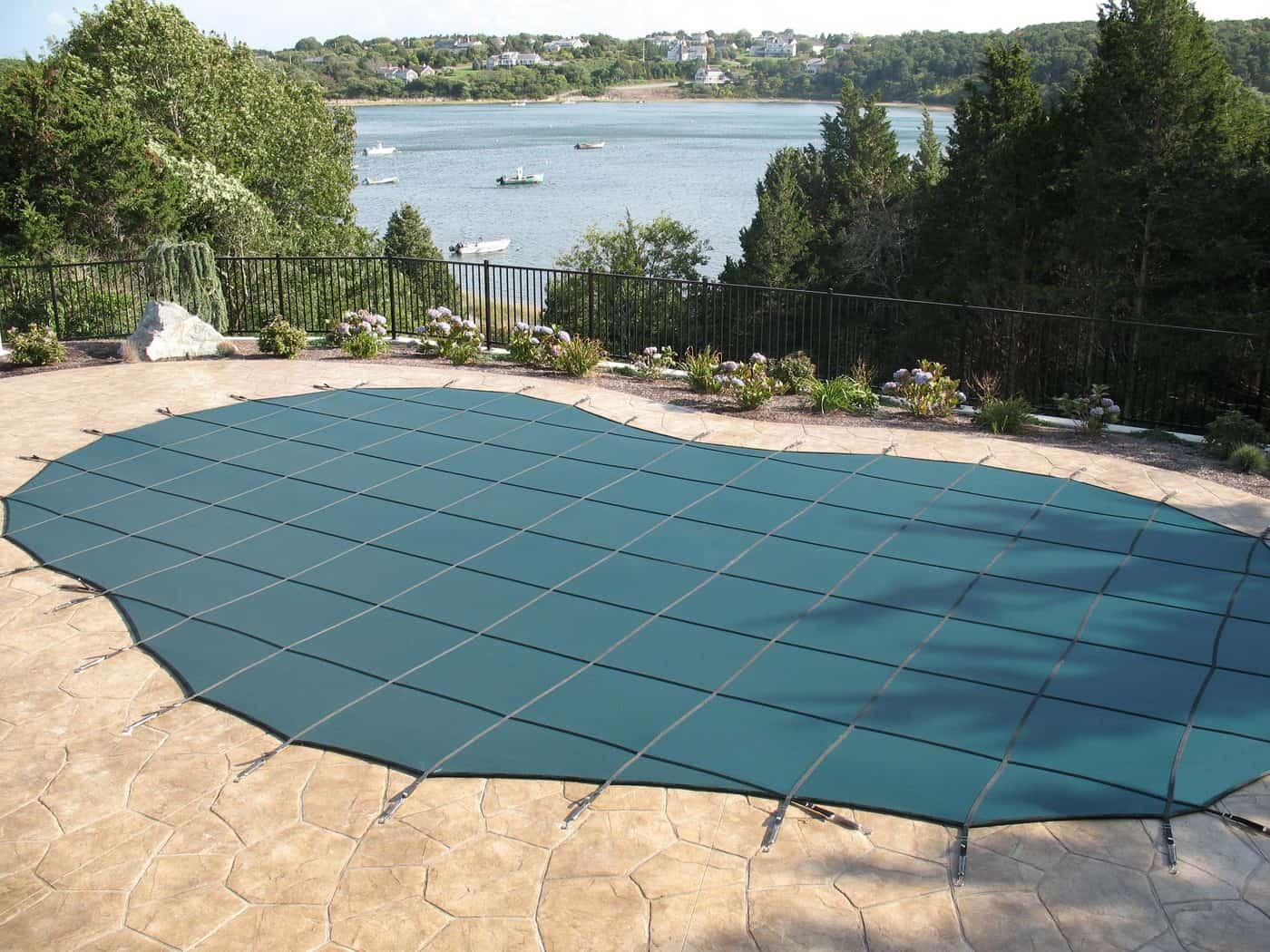 Smartmesh Pool Cover Sun Pools