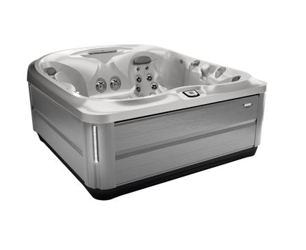 J 485 Designer Hot Tub With Open Seating Sun Pools